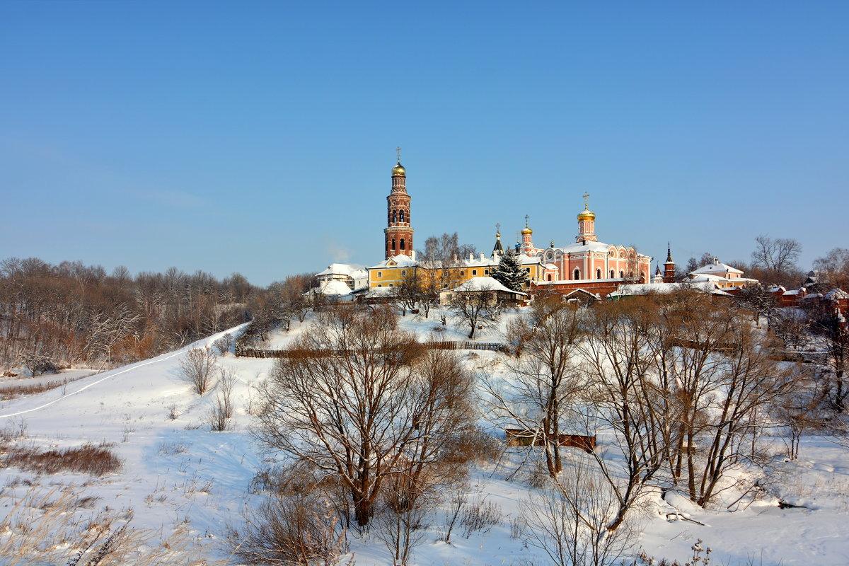Иоанно-Богословский монастырь - Леонид Иванчук
