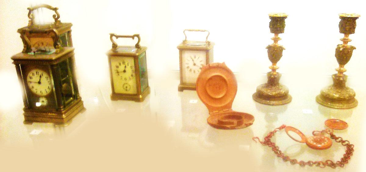 Каретные часы - Владимир Ростовский