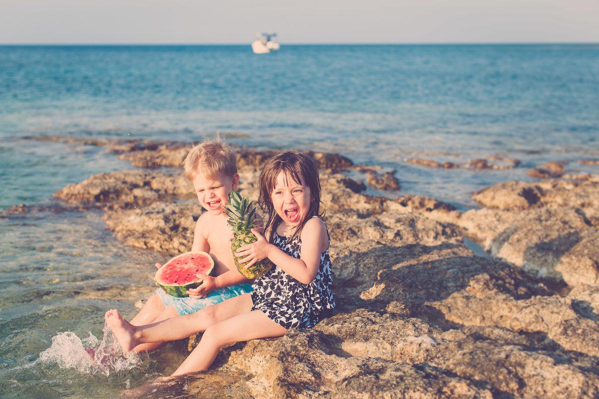 пикник на море - Юлия Герман
