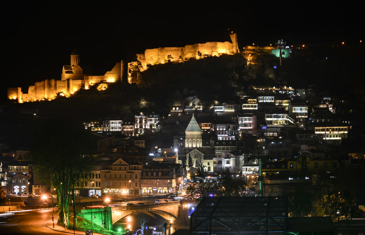 Tbilisi. - Давид Капанадзе