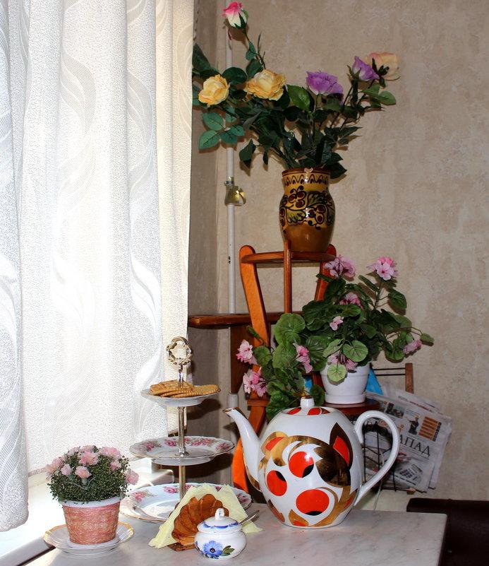 Уголок на кухне - Людмила Монахова