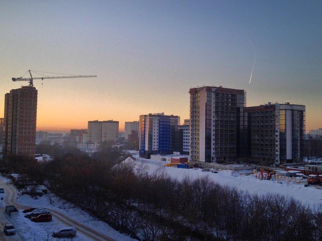 за окном - Любовь Вящикова
