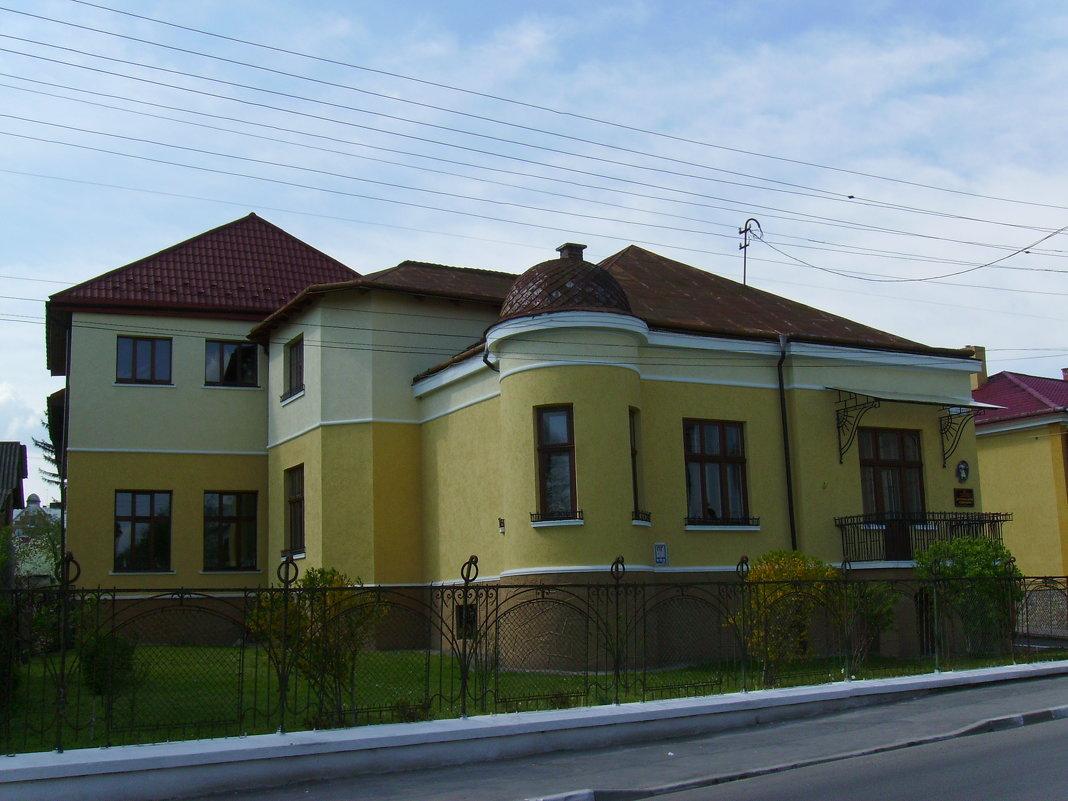 Административное  здание  в  Дрогобыче - Андрей  Васильевич Коляскин