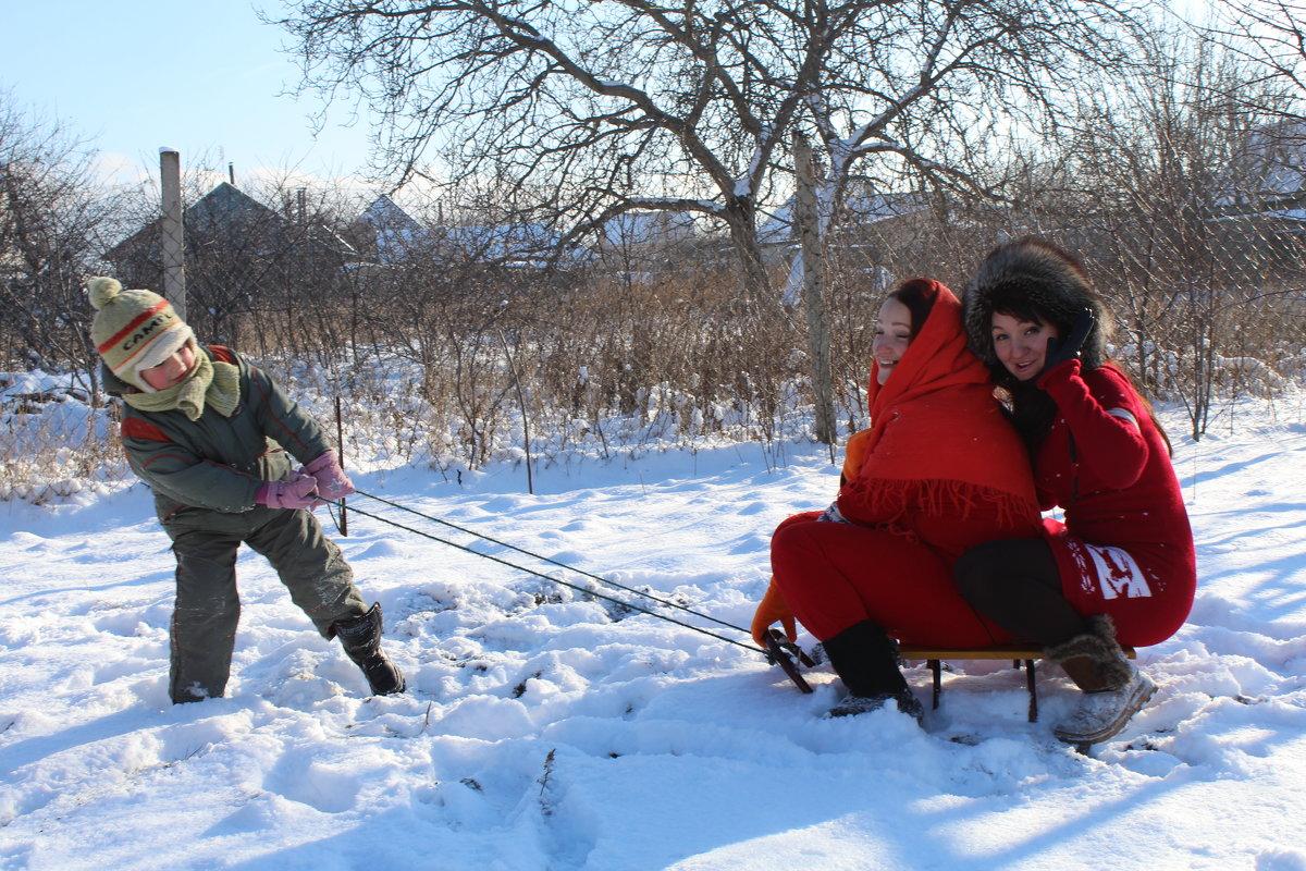 зимушка зима - Людмила