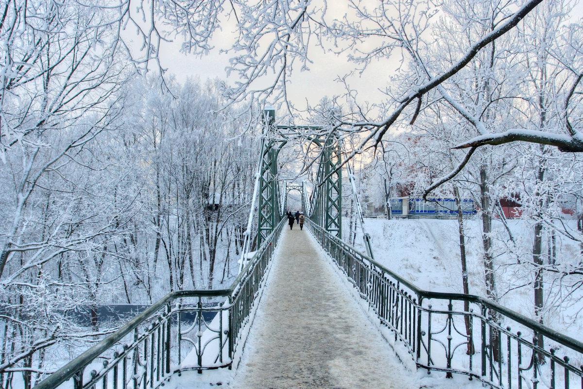 На мосту - Сергей Григорьев