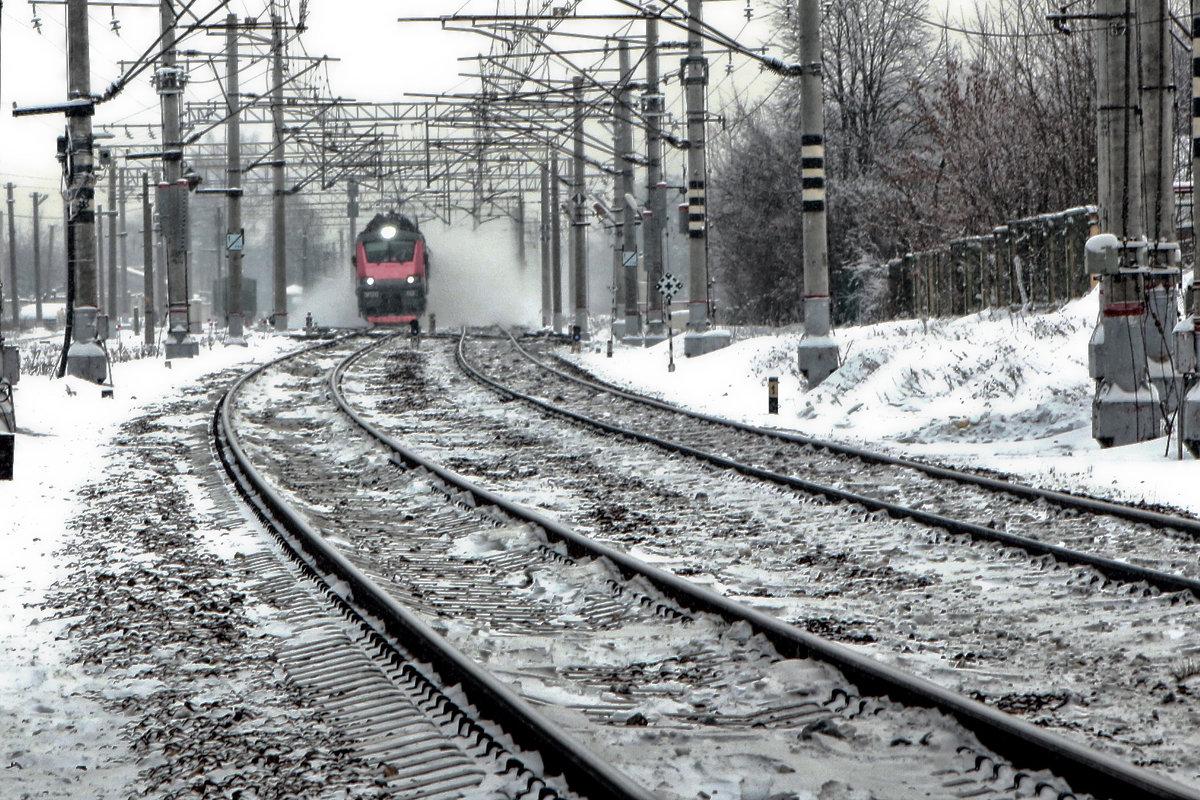 Сквозь мороз ... - Виктор Калабухов