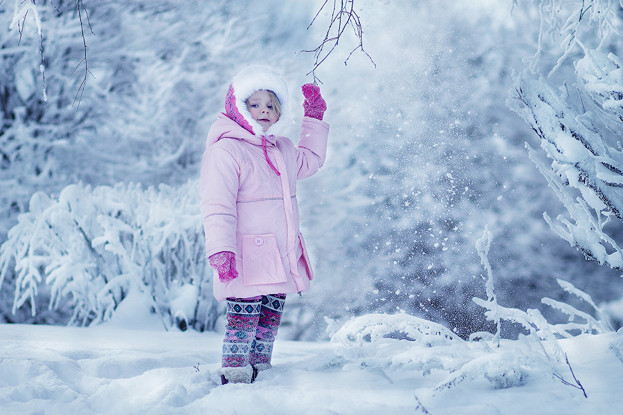 зима - Евгения Cмирнова