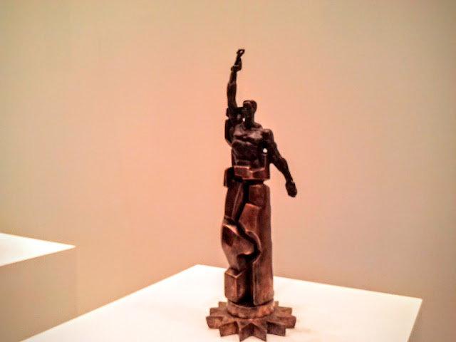 Статуя свободы.  Эрнст Неизвестный /выставка в Манеже/ - Larisa Ereshchenko