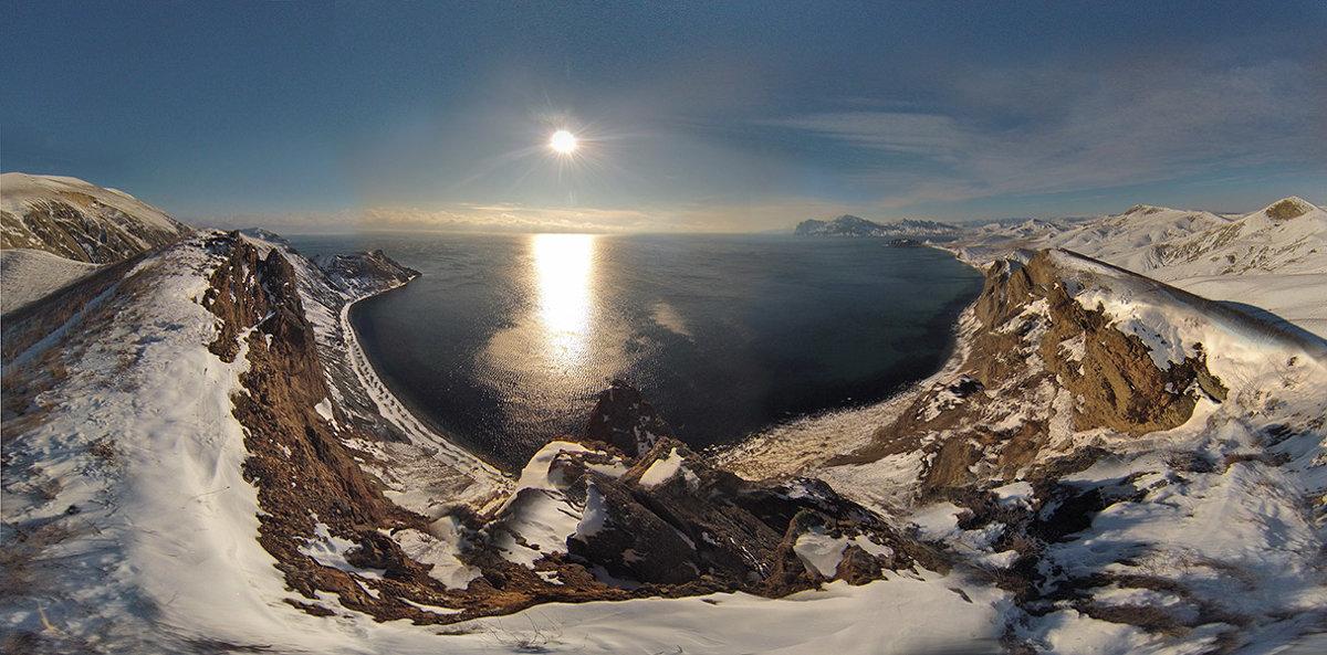 мгновения Крымской зимы - viton