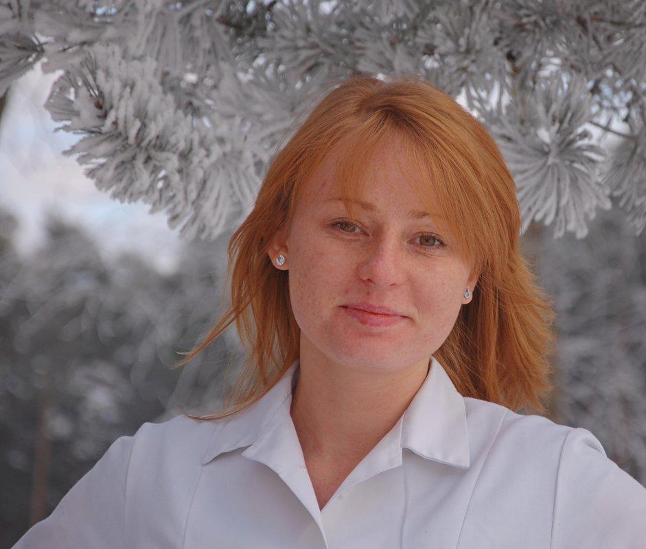 Веснушки на морозе - Teresa Valaine