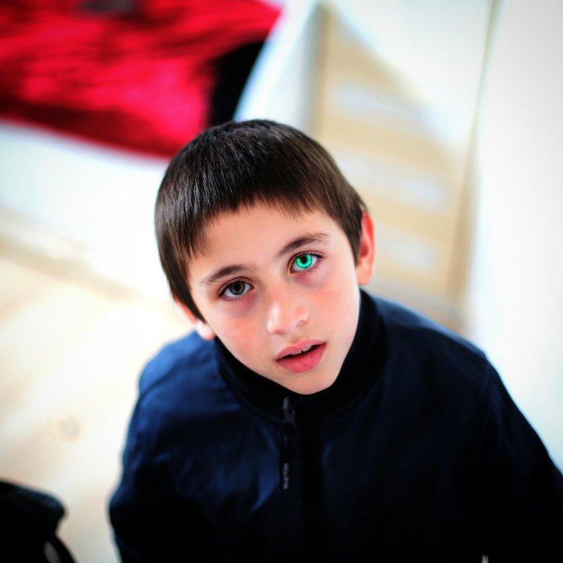 Восстание детей. Restart - Magomed Abubakarov
