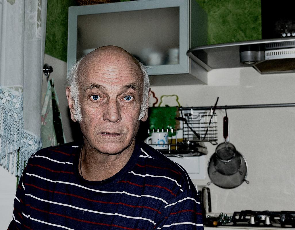 Портрет на кухне - Дмитрий Кузнецов