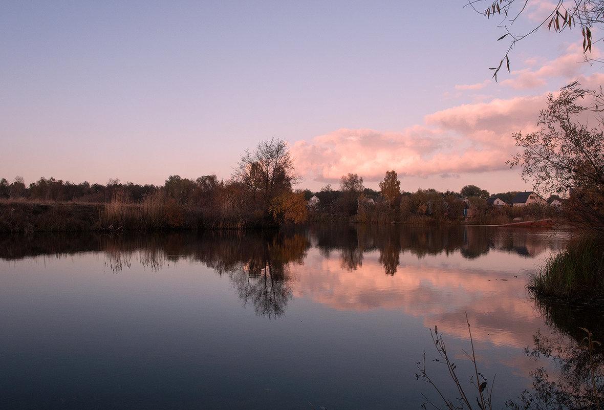 Тучи над озером - Оксана Лада