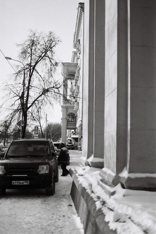 Утро на Фрунзенской - Саша Суфранс