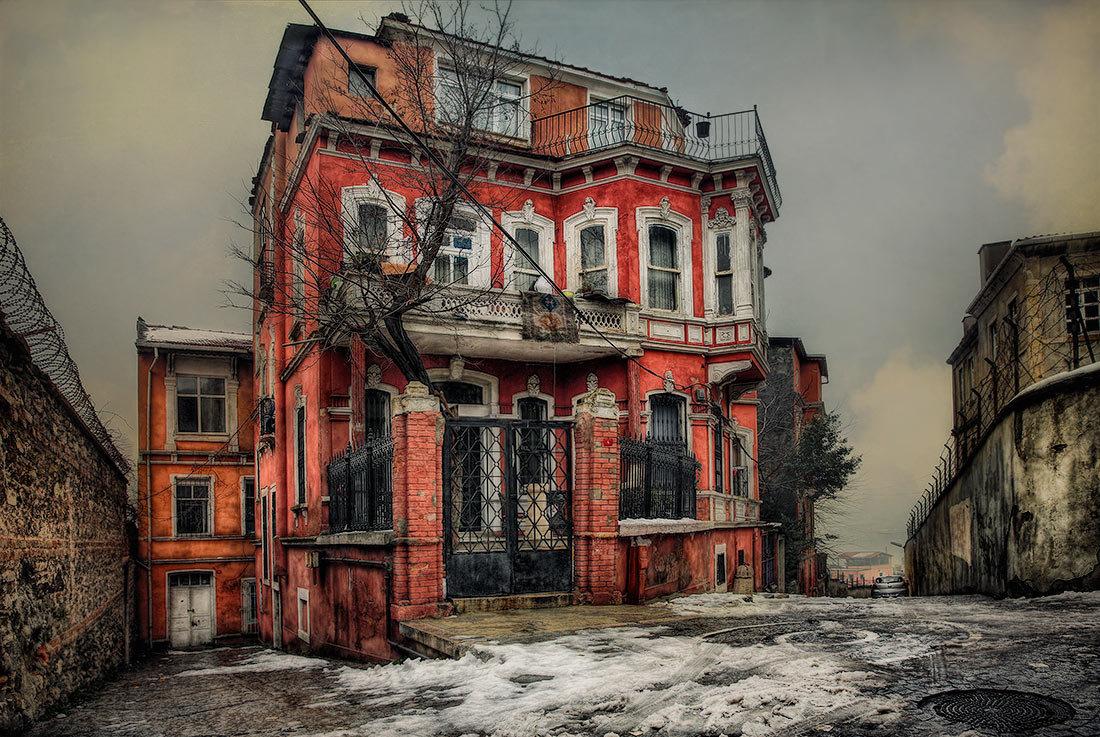 Прогулки по Балату - Анна Корсакова