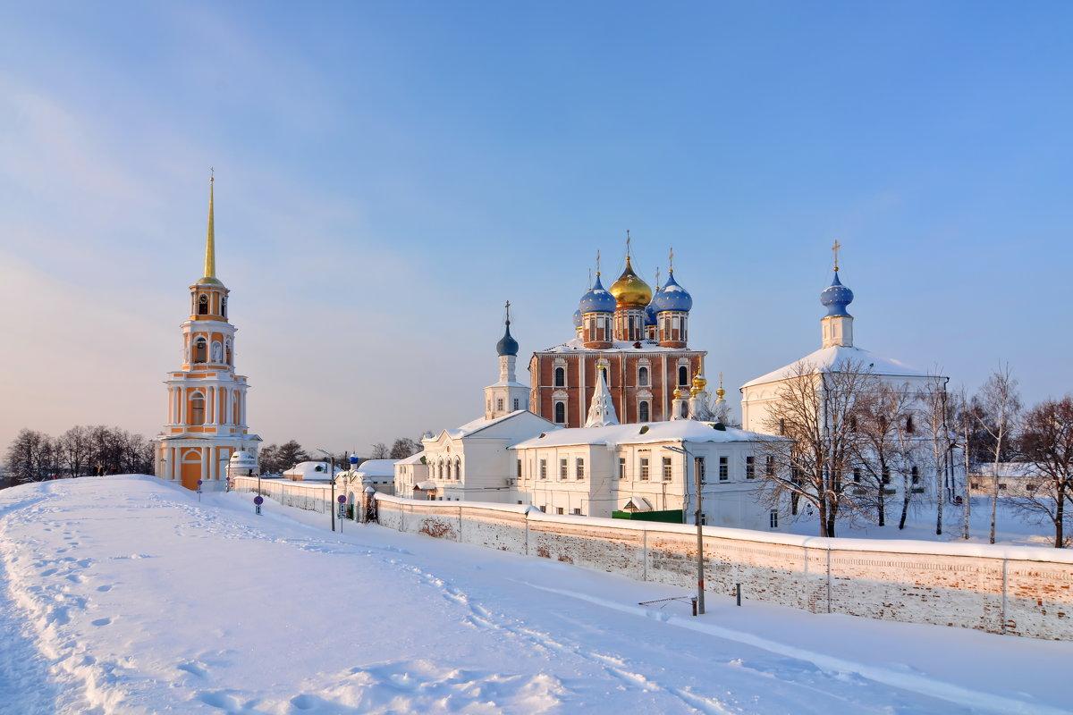Рязанский Кремль - Леонид Иванчук