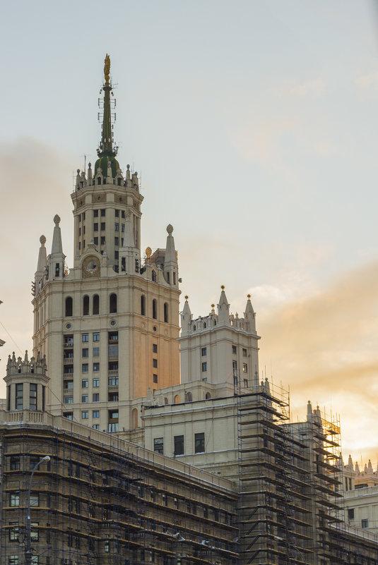 Моя любимая Москва - Юля Колосова