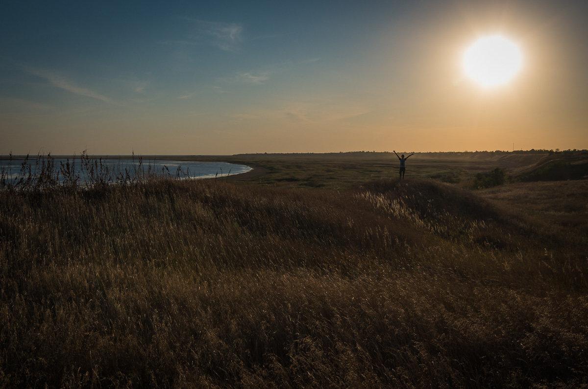 Камышеватская коса Азовское море - Сергей Канашин