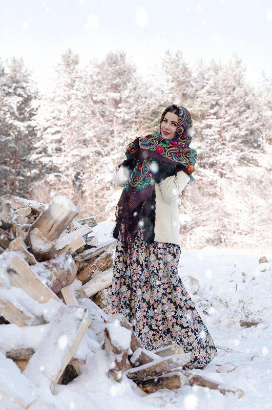 Наша русская красавица - Алеся Корнеевец