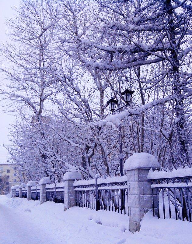 Зимняя сказка - Анна Приходько