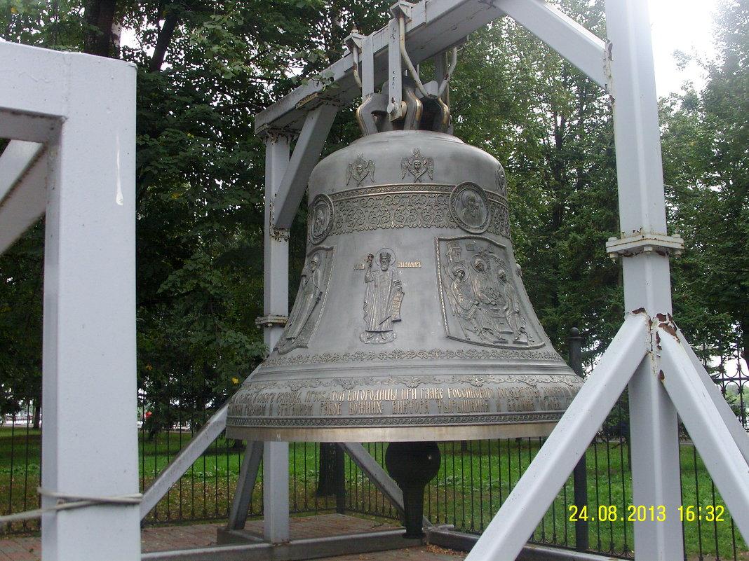 1000-пудовый колокол Успенского собора - Виктор Мухин