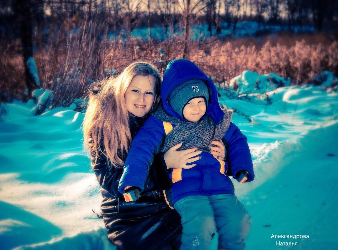 И сколько бы не было у тебя друзей, в самый хреновый момент жизни рядом будет только мама! - Наталья Александрова