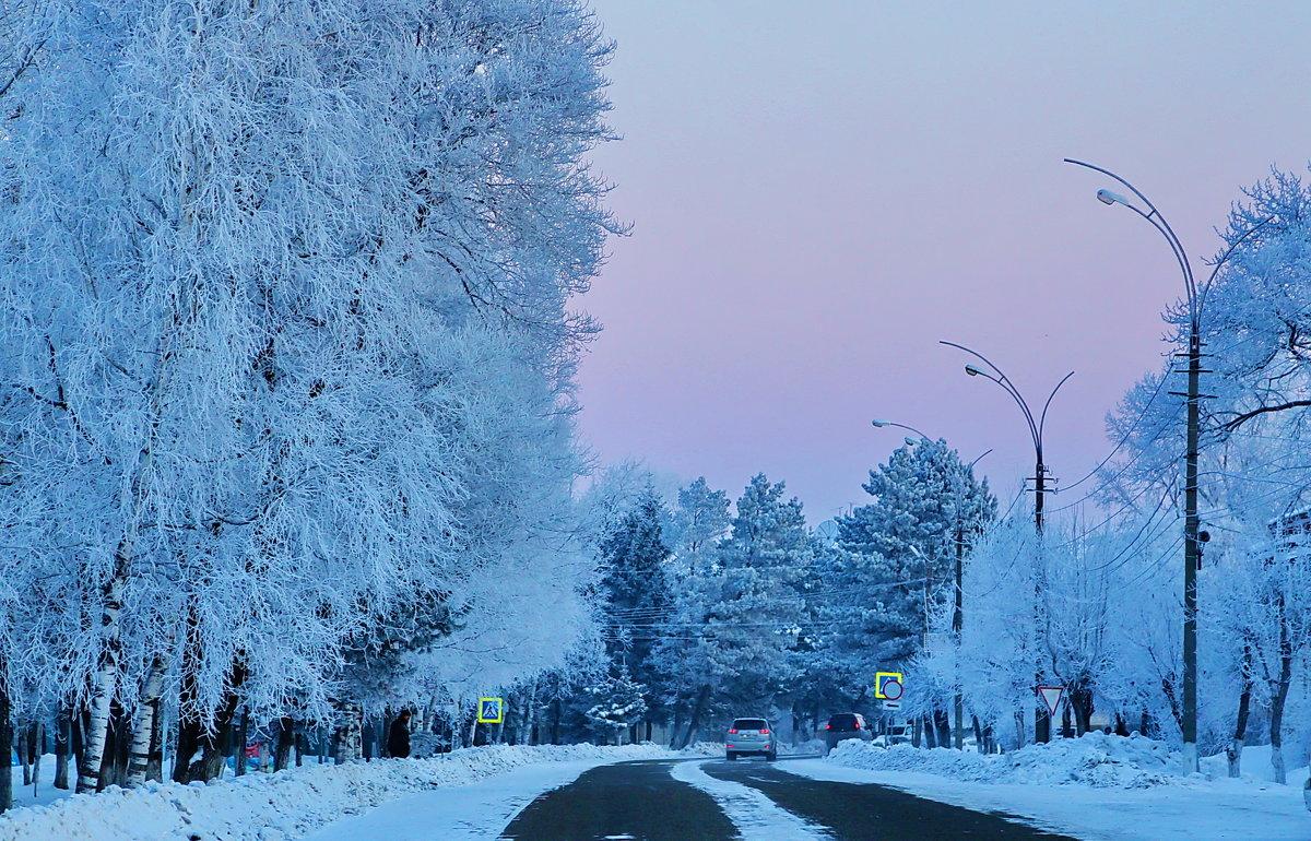 морозный день... - сергей