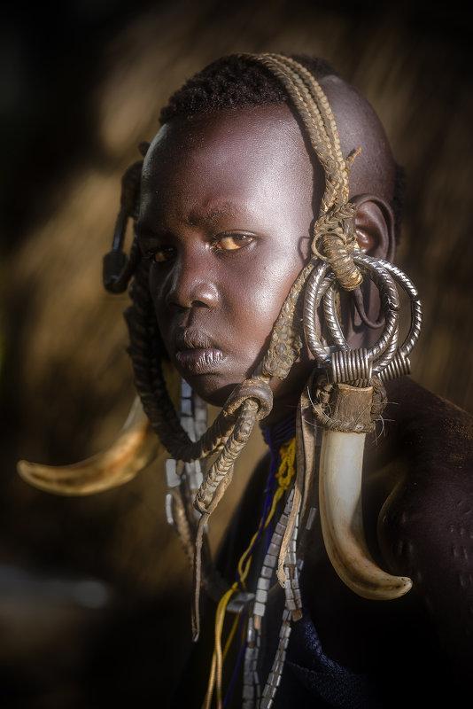 Девочка из племени мурси - Андрей Артамонов (artamonoff2009)