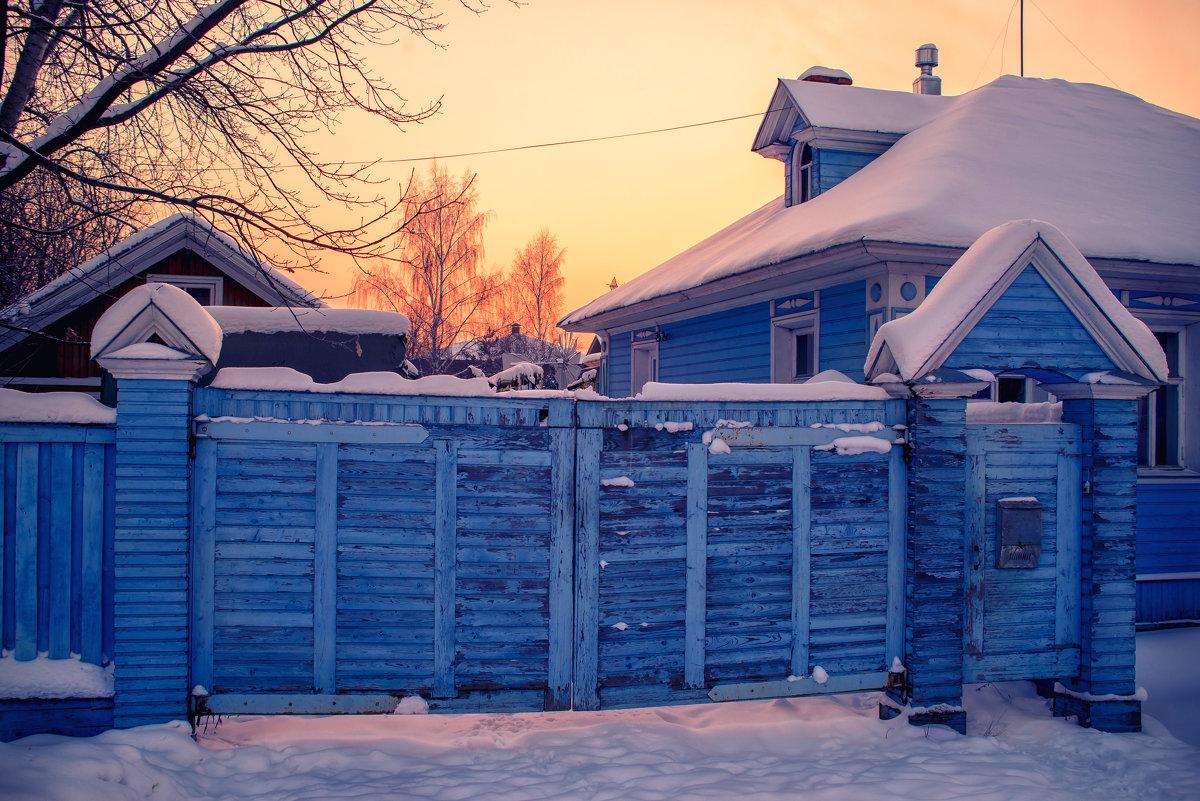 Вологда - Игорь Чистяков