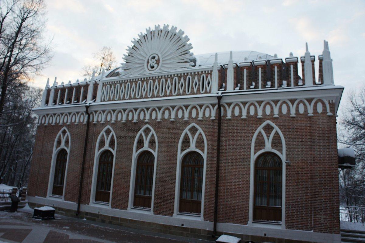 Малый дворец - Елена Павлова (Смолова)