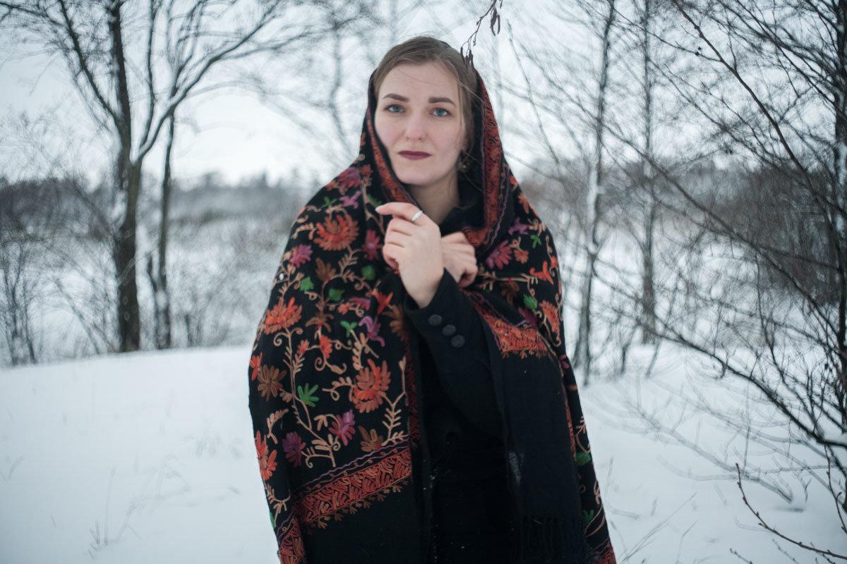 Зимушка - Витя Ярмолинский