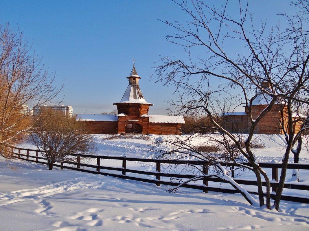 Проездные ворота - Валентина. .