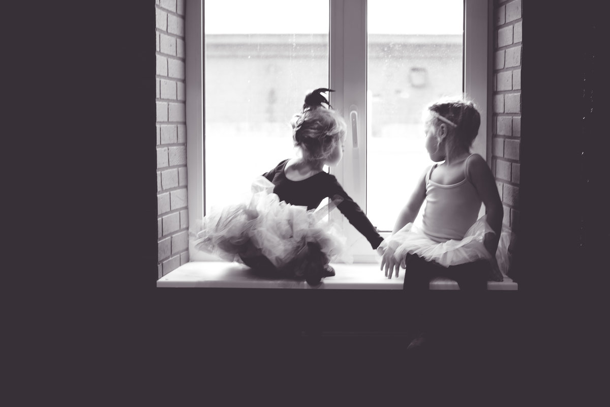 балерины - Юлия Герман