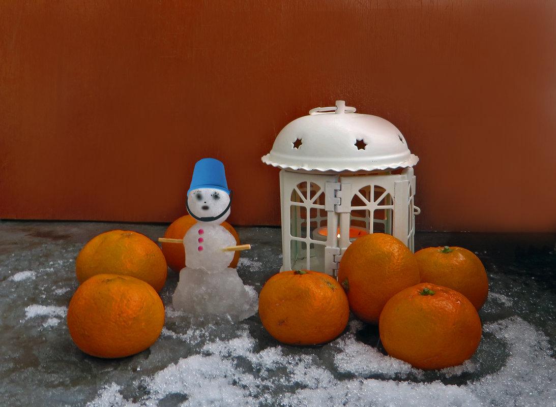 Зима... - Наталья (D.Nat@lia) Джикидзе (Берёзина)