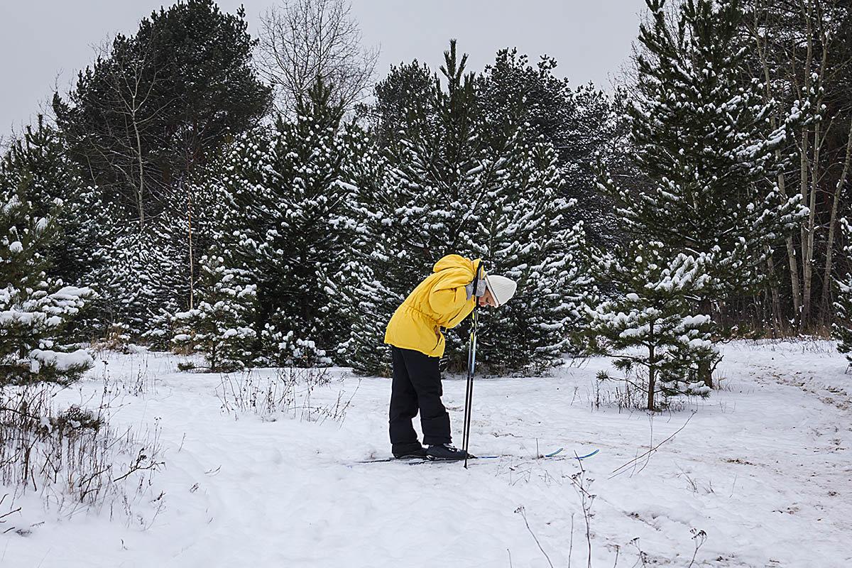 Лыжница - Александр