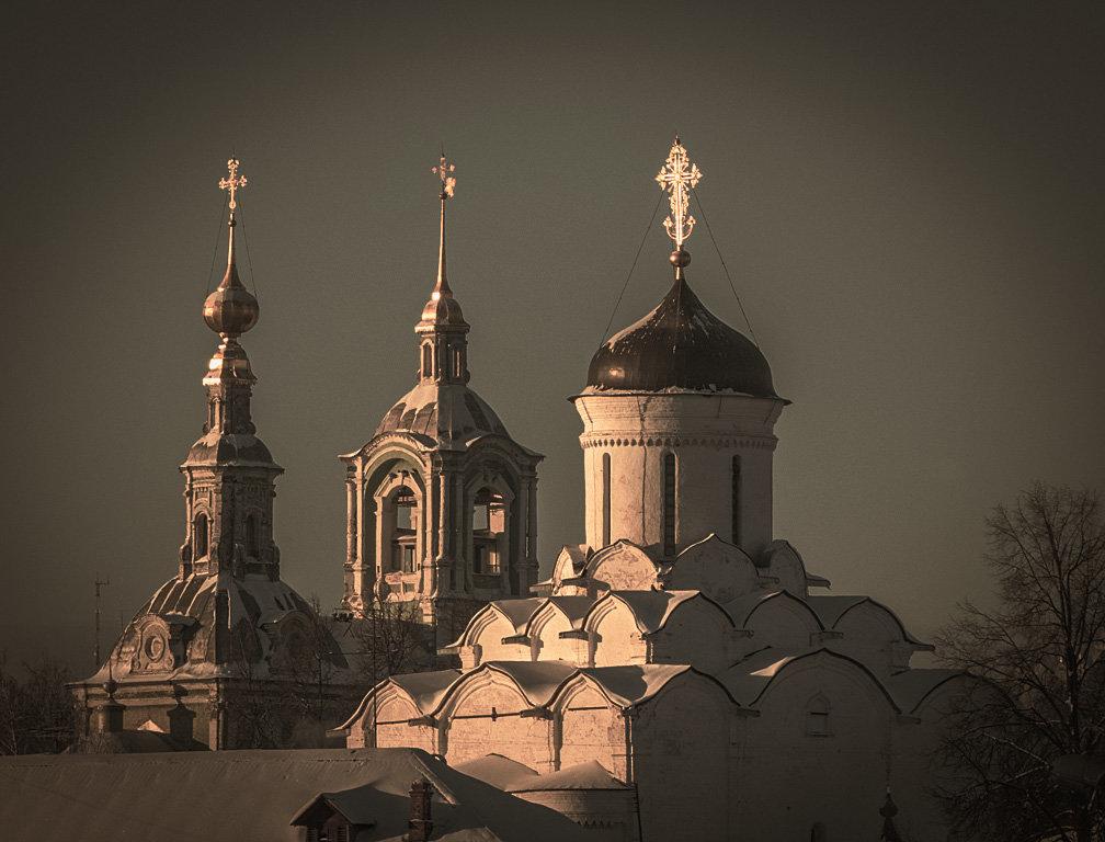 Владимирские купола - Сергей Цветков