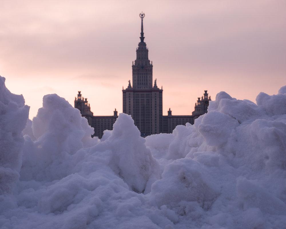 МГУ - Владимир Гулевич