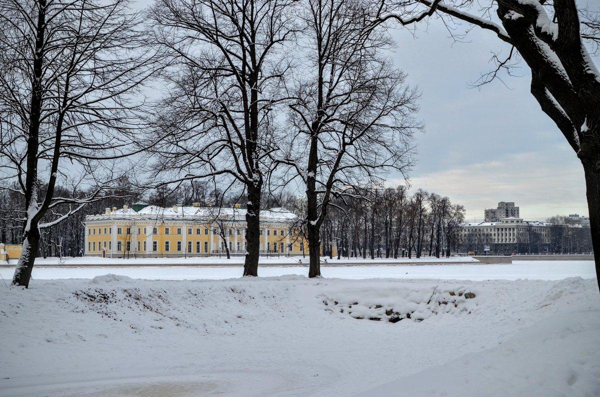 Каменноостровский дворец - Юрий Тихонов