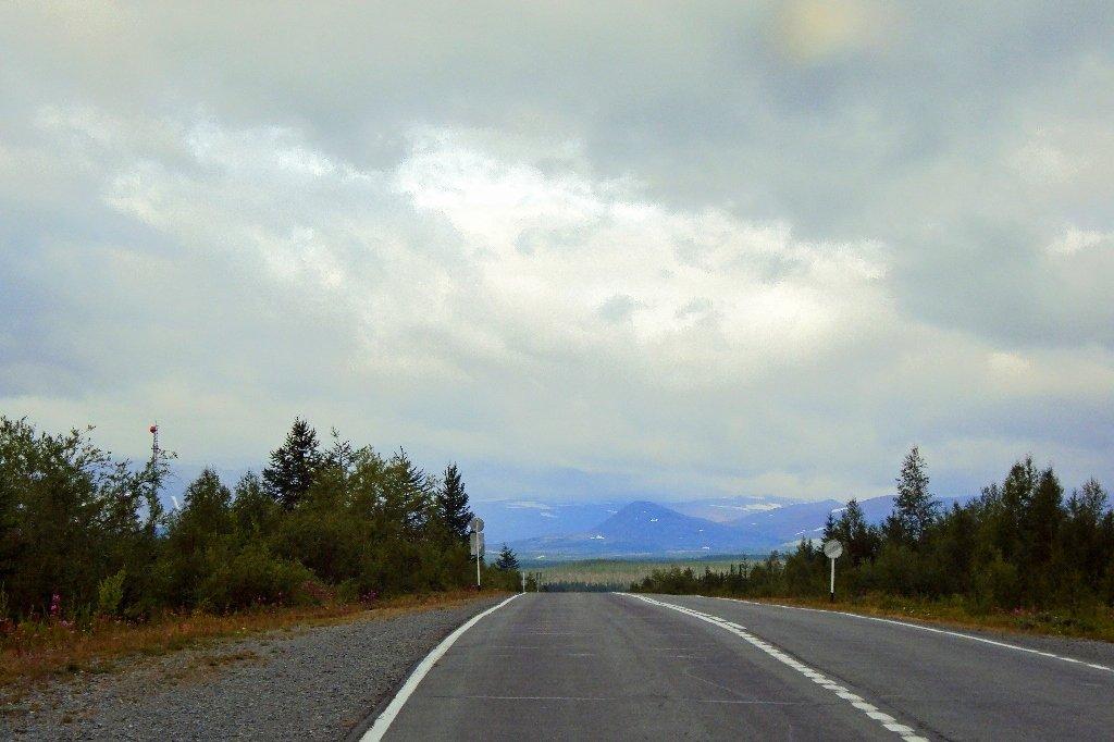 Дорога на Харп - Tata Wolf