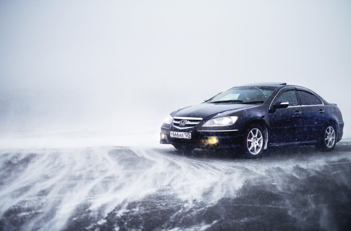 Honda Legend - Екатерина Панчук