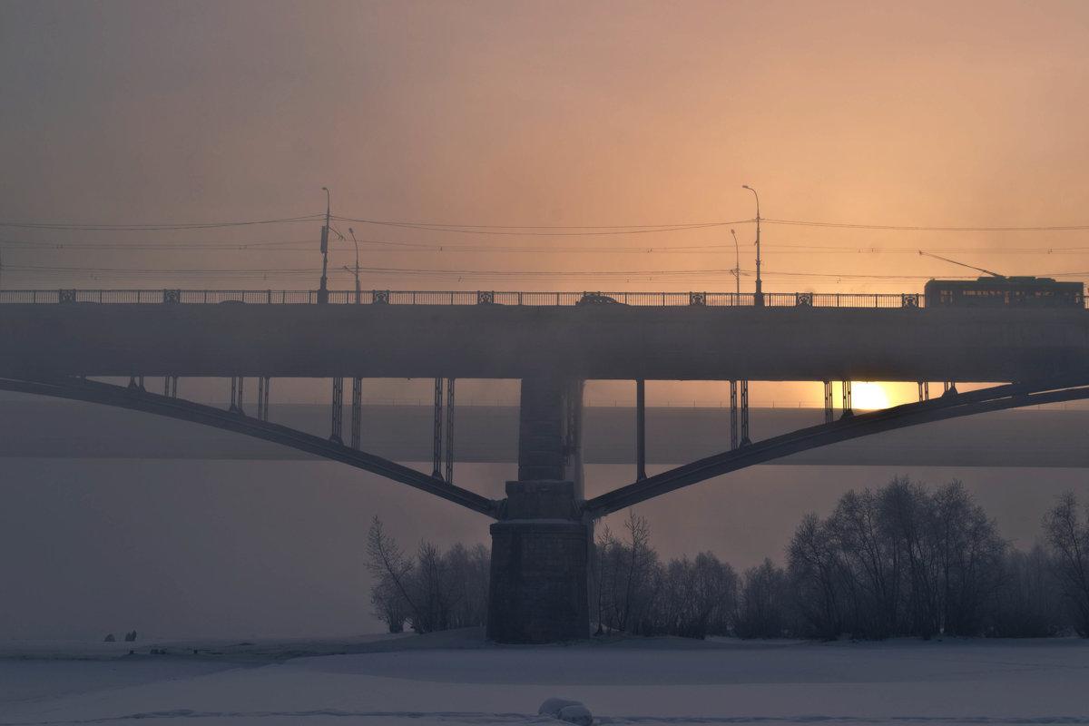 Туманным утром. - cfysx