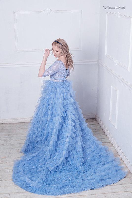 принцесса - Gannochka