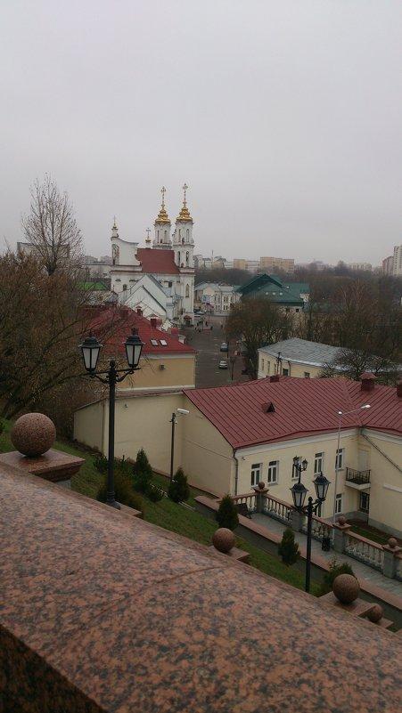 Вид с площадки Успенского собора. - Подруга Подруга