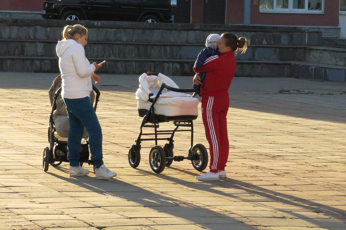 Прогулка - Ольга Крулик