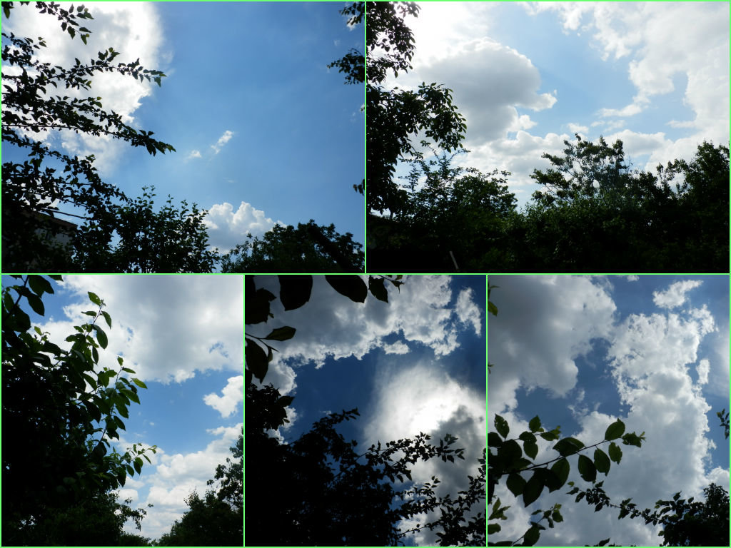 Перед грозой - Люша