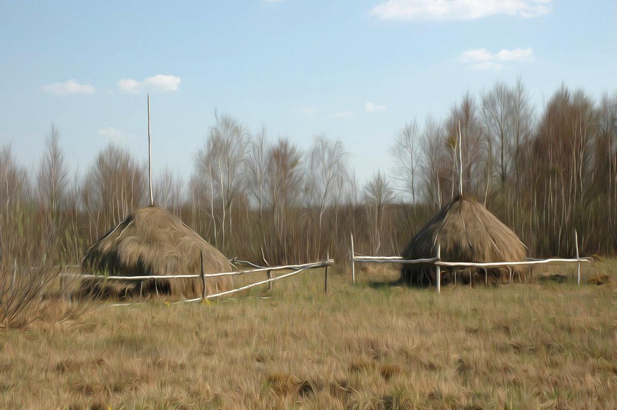 Село - Олександр