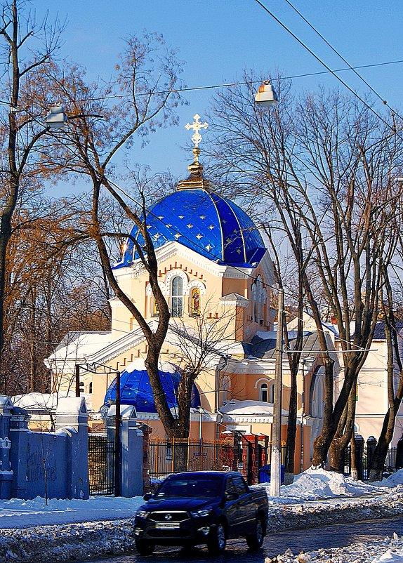 Храм Святых Мучеников Адриана и Натальи - Александр Корчемный