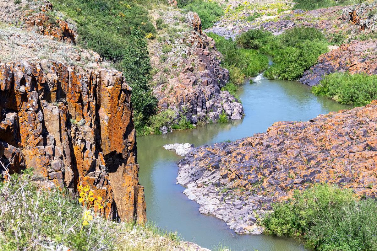 Маленький каньон - Олег