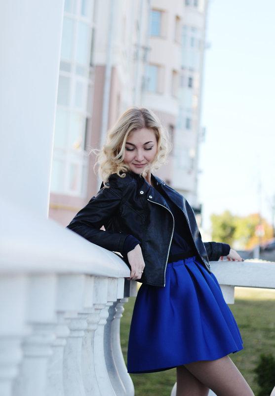 Прогулка по городу) - Татьяна Киселева