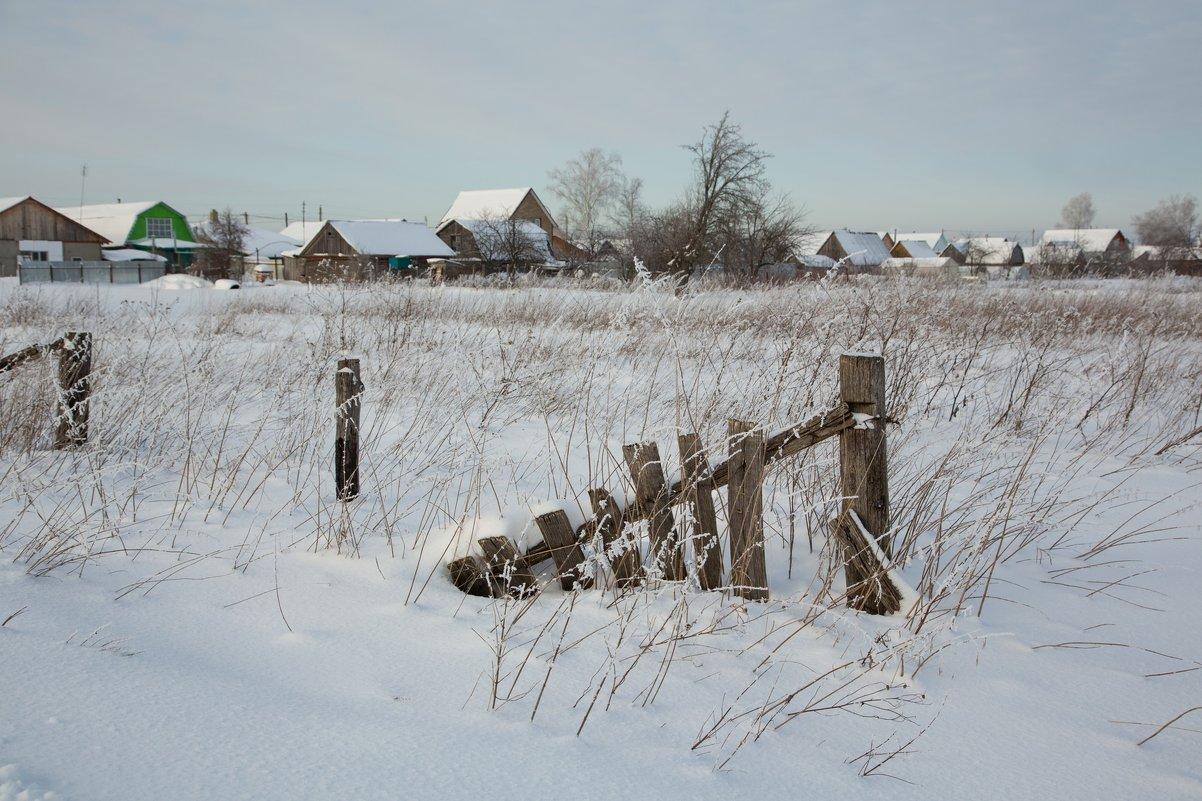 Зимой в деревне - Pavel Stolyar